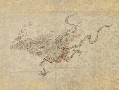 昔の絵巻物で最強の妖怪見つけた。正体教えて。9