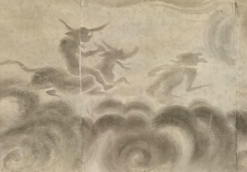 昔の絵巻物で最強の妖怪見つけた。正体教えて。11