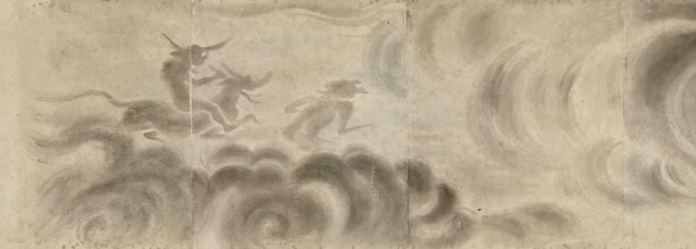 昔の絵巻物で最強の妖怪見つけた。正体教えて。8